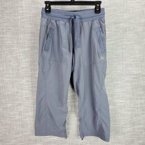 RBX Cropped Athletic Pants Small Stretch Loose Fit